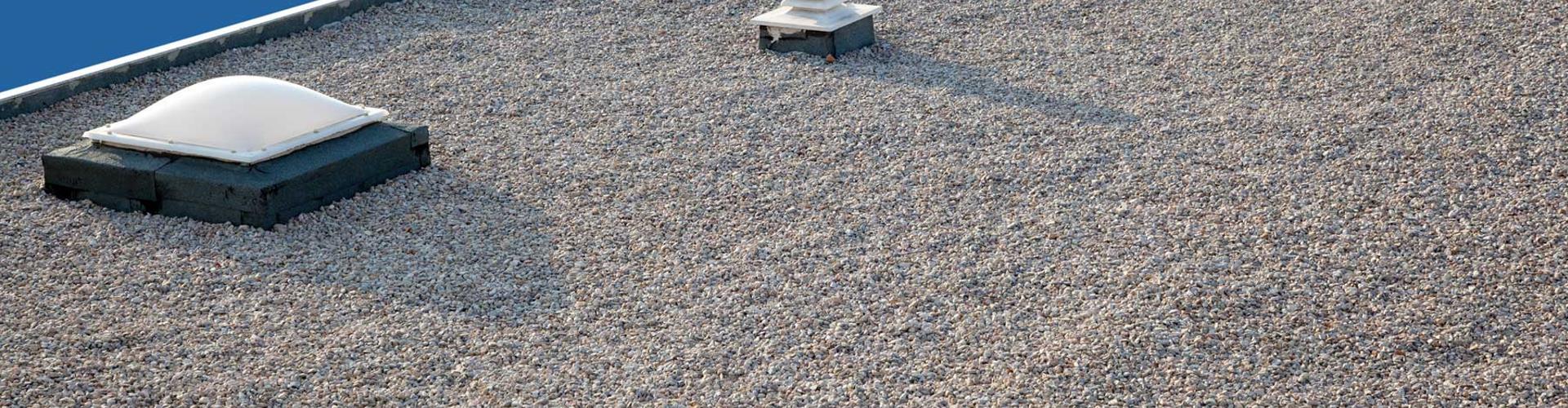 Built Up (BUR) Roof Repairs and Restoration